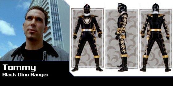 Tommy - Black Dino Ranger