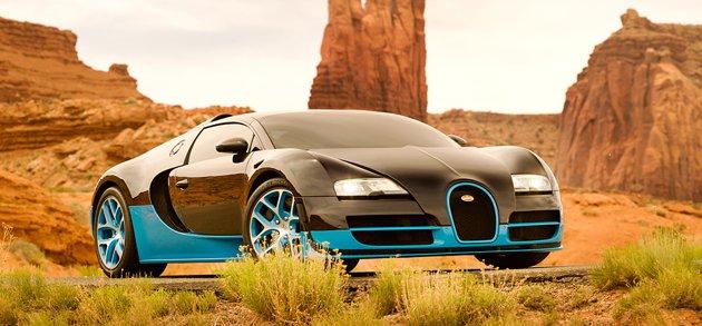 Transformers 4 - Bugatti