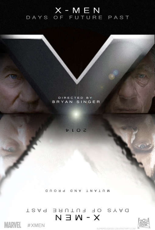 X-Men - Days of Past Future - Fan Art