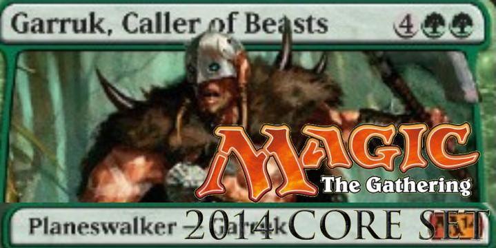 Magic The Gathering Garruk Caller Of Beasts Revelado