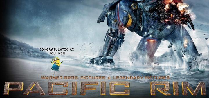 Adam Sandler e Minions vencem Jaegers no cinema