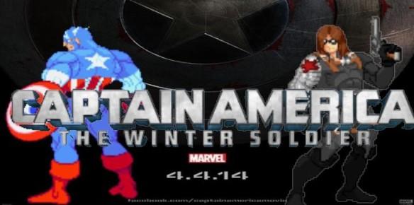 Capitão América - O Primeiro Vingador - Primeiro Teaser Poster