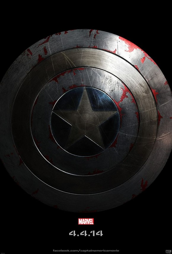 Captain America - The Winter Soldier - First Teaser Poster