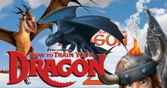 Como Treinar o seu Dragão 2 - Teaser Trailer