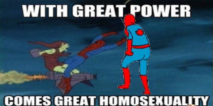 Espetacular Homem-Aranha Gay