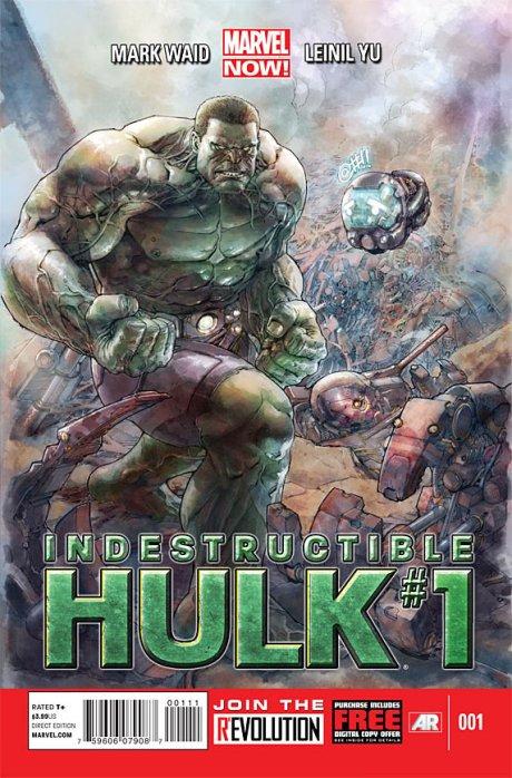 COLECCIÓN DEFINITIVA: HULK [UL] [cbr] Indestrutc3advel-hulk-1-marvel-now