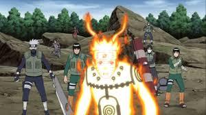 Naruto Shippuden - Episódio 320 - Naruto Dourado