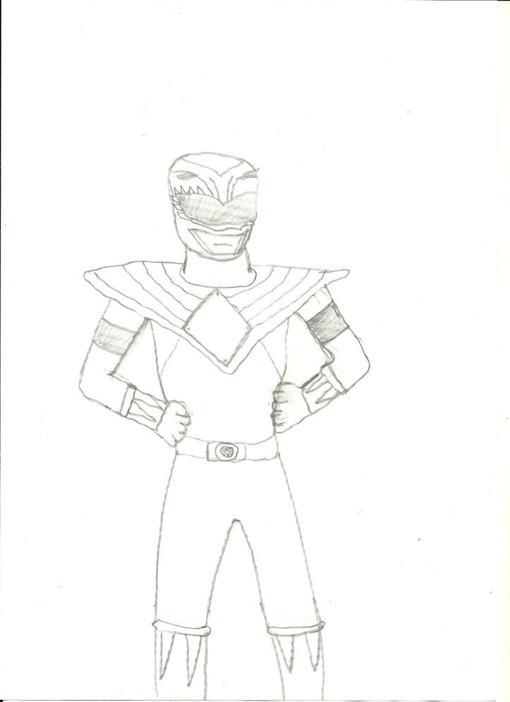 Ranger Verde - Bignada Fanadart
