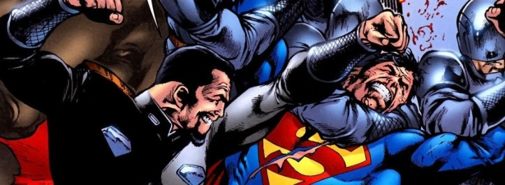 Superman Vs. Zod e Kriptonianos