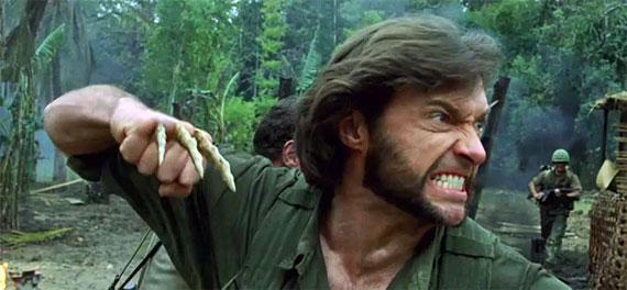 Wolverine Bone Claws - X-Men Origins Wolverine