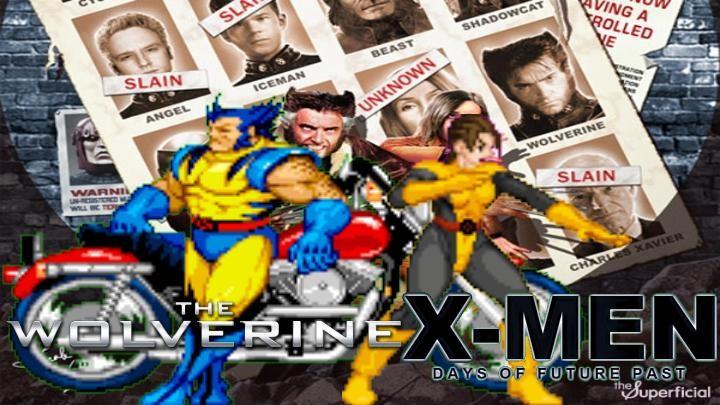 Wolverine Imortal - Cena Pós-Créditos X-Men Dias de um Futuro Esquecido