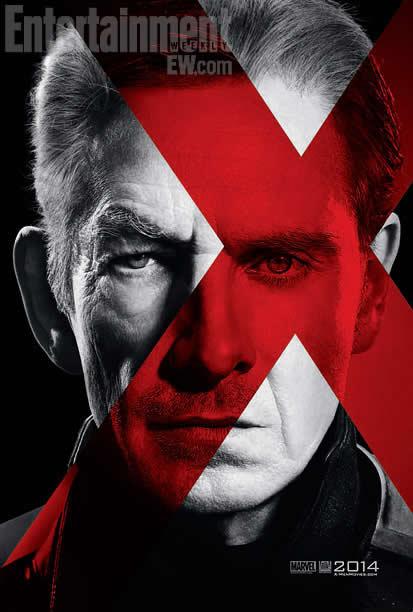 X-Men - Days of Future Past - EW Poster - Magneto
