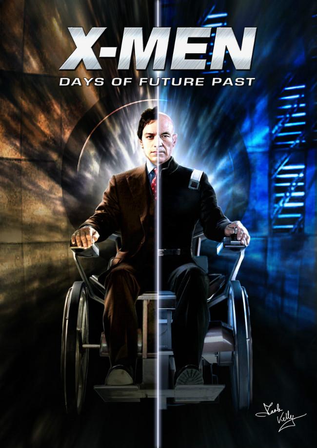 X-Men - Days of Future Past - Fan Poster