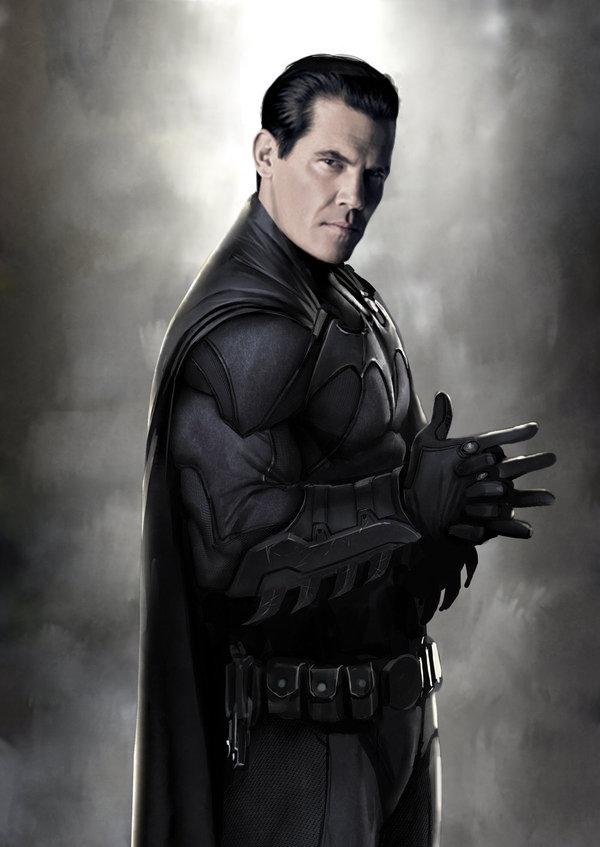 Batman - Josh Brolin