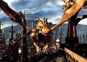 Dragão Vermelho - Dungeons and Dragons - O Filme