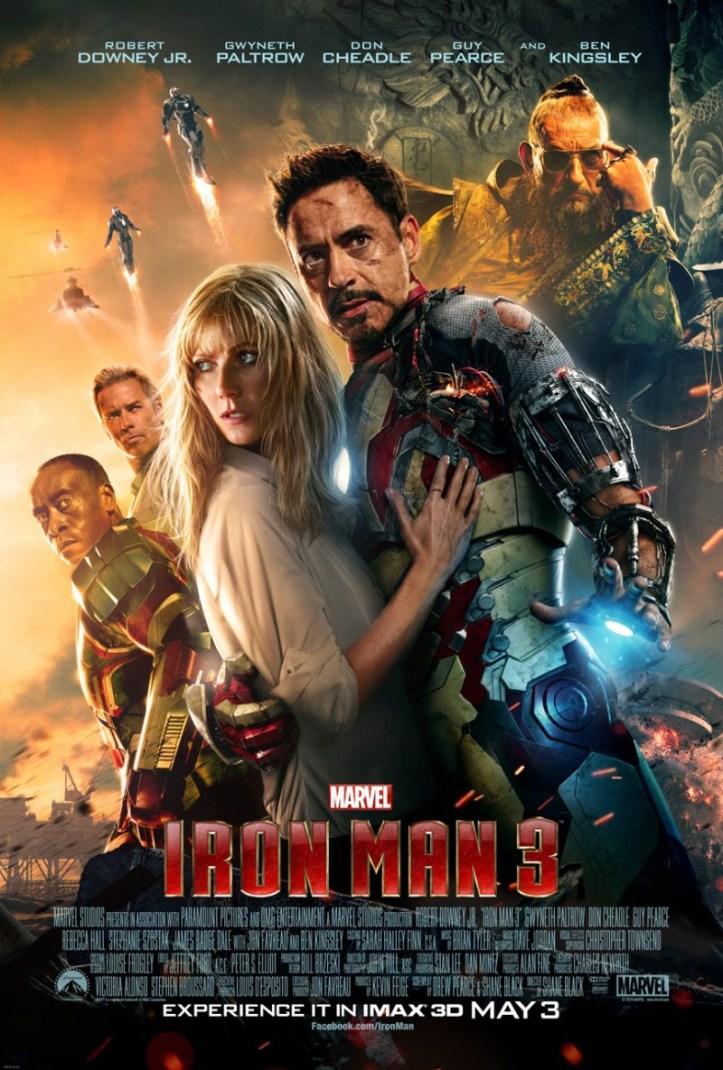 Homem de Ferro 3 - Poster