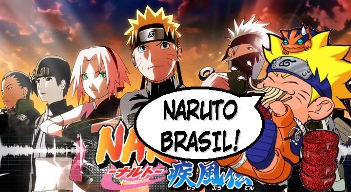Naruto Shippuden finalmente será dublado no Brasil