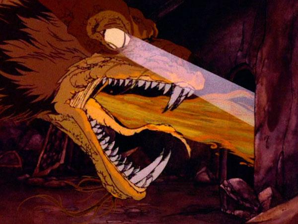 Smaug - The Hobbit (1977)