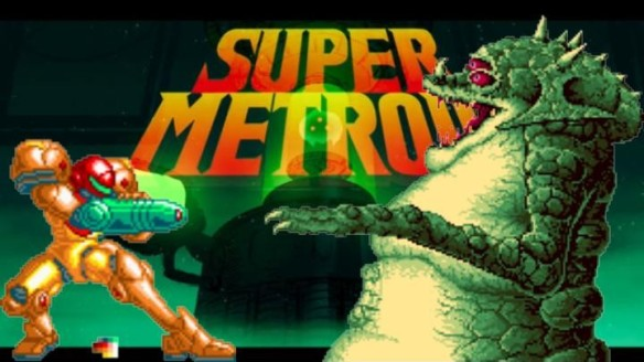 Super Metroid - Animação de Dave Rapoza
