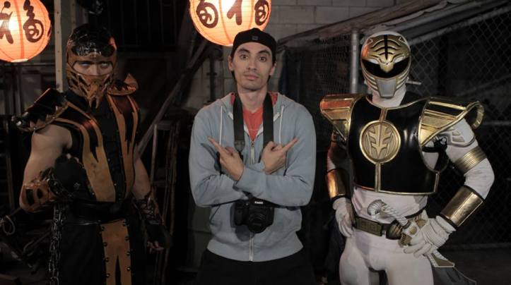 Super Power Beat Down - Episódio 10 - Scorpion Vs. White Ranger