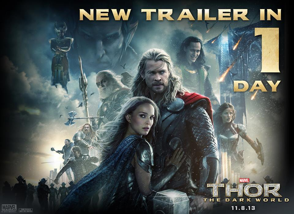 Share Thor the dark world trailer necessary