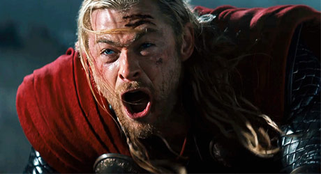 Thor - The Dark World - Trailer #2 Spoiler - Mão Cortada