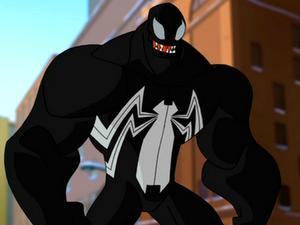 Venom - The Spectacular Spider-Man