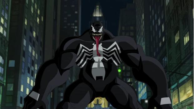 Venom - Ultimate Spider-Man