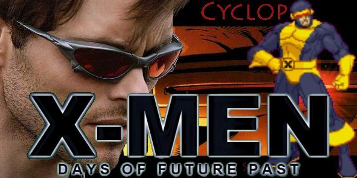 X-Men Days of Future Past sem Ciclope