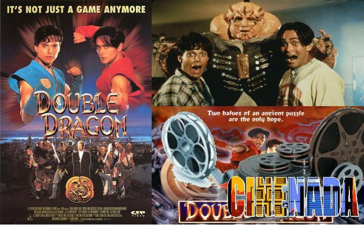 Cinenada - Double Dragon - O Filme (1994)