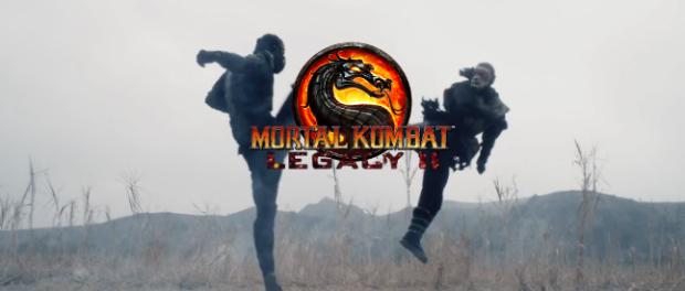 Mortal Kombat Legacy 2 - Episódio I