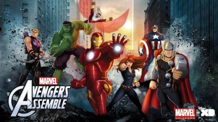 Vingadores - A Reunião de Super-Heróis