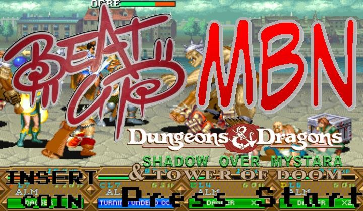 Beat´em Up MBN - S01E01 - D&D do Arcade