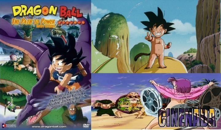 Cinenada - Dragon Ball - Em Busca do Poder (1996)
