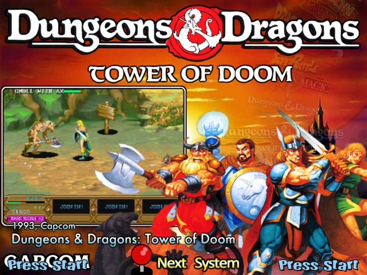 Dungeons & Dungeons - Tower of Doom