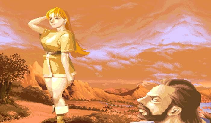 Elfa Sexy - D&D Tower of Doom