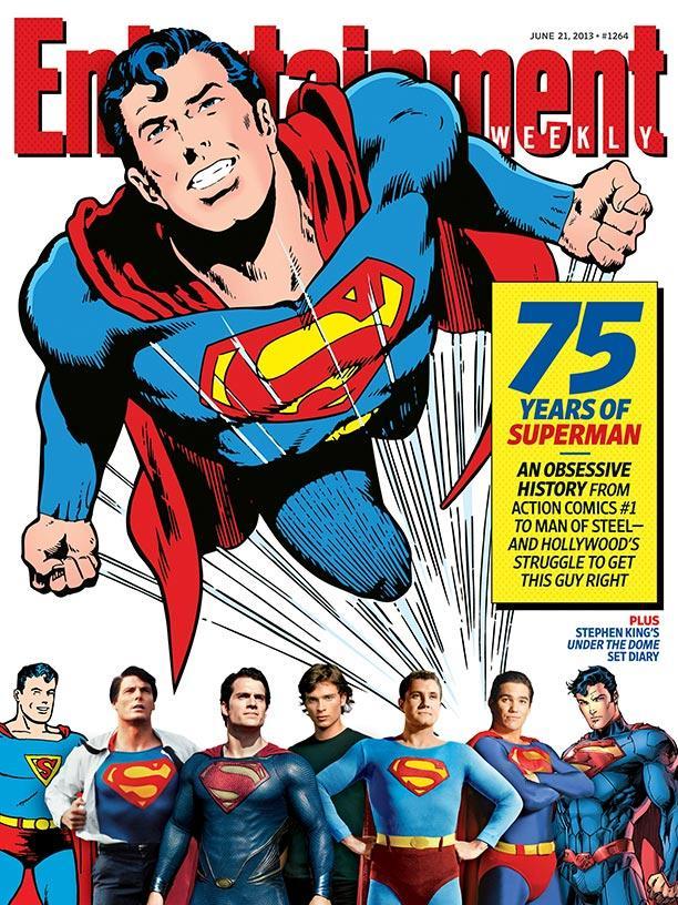 Superman 75 anos
