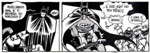 Batman - O Segredo do Morcego - Laerte