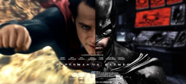 Batman Vs. Superman - Fan Poster