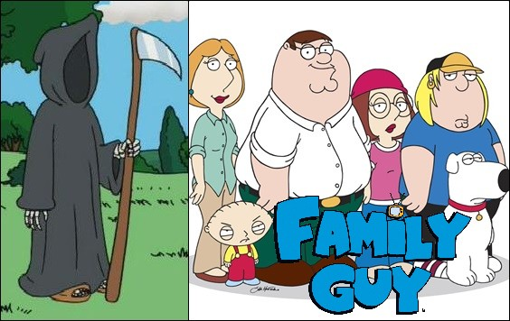 Family Guy - Morre Griffin