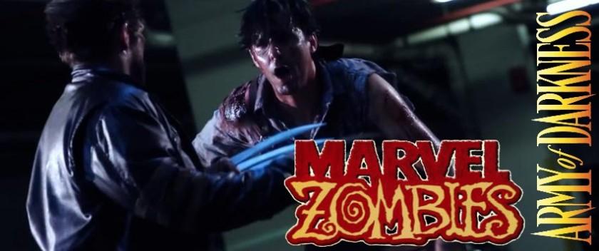 Marvel Zombies vs Army Of Darkness - Fan Film