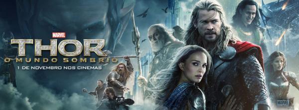 Thor - O Mundo Sombrio (2013): Review