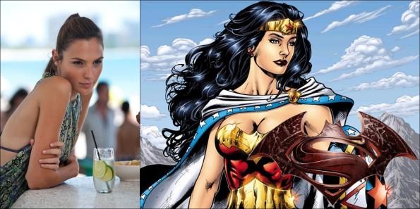 Batman Vs. Superman - Gal Gadot será a Mulher-Maravilha