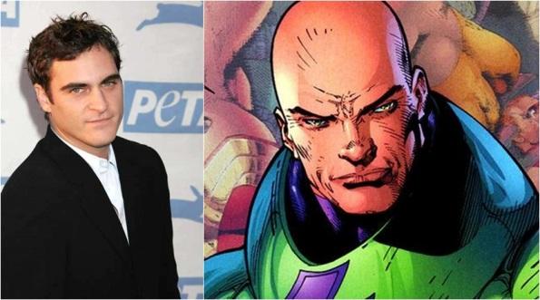 Joaquin Phoenix - Lex Luthor