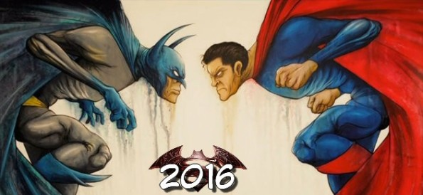 Batman Vs. Superman adiado para 2016