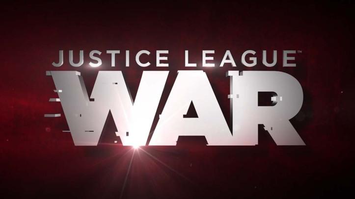 Justice League - War (2014)