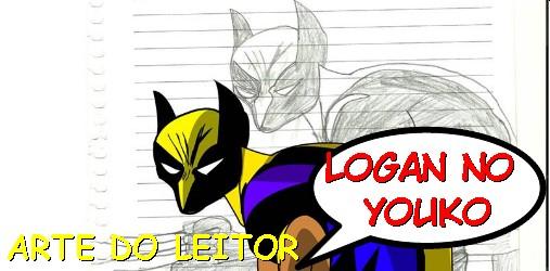Logan no Youko (Wolverine Raposa) - Fanadart