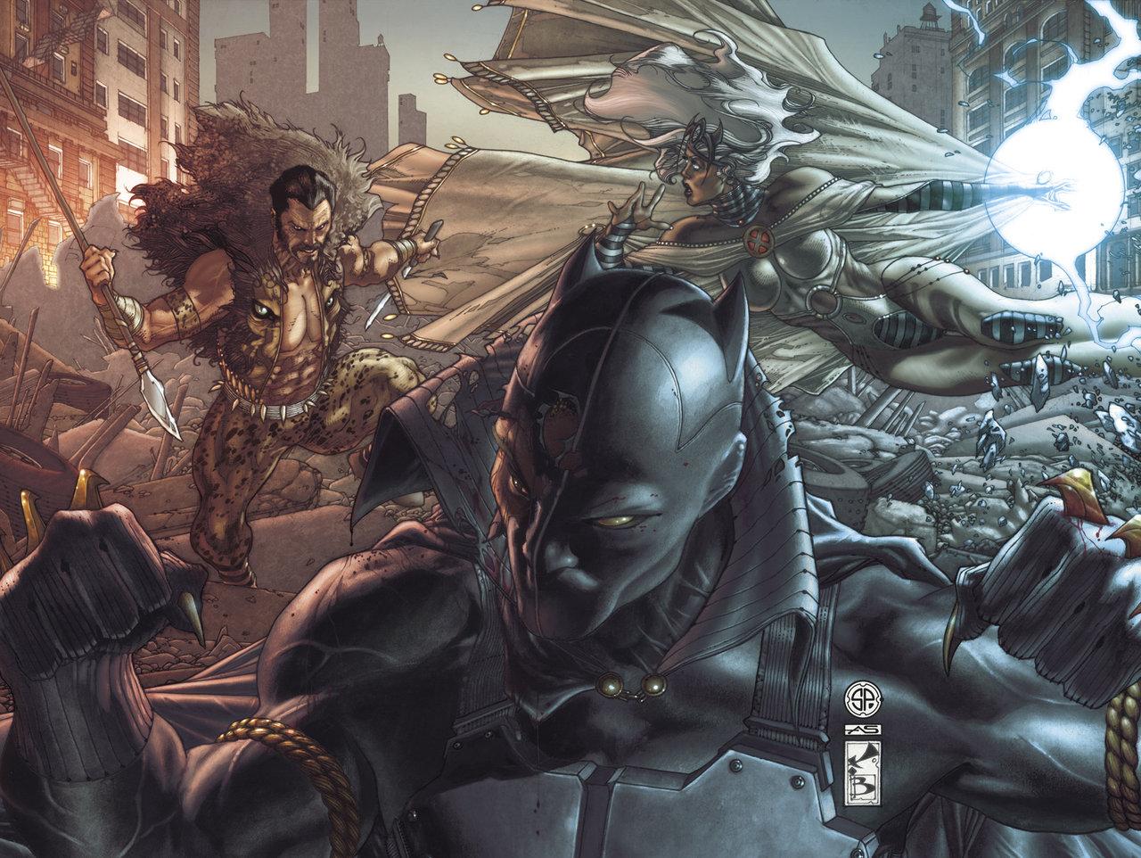 Vingadores Era De Ultron Pantera Negra E Wakanda No Filme