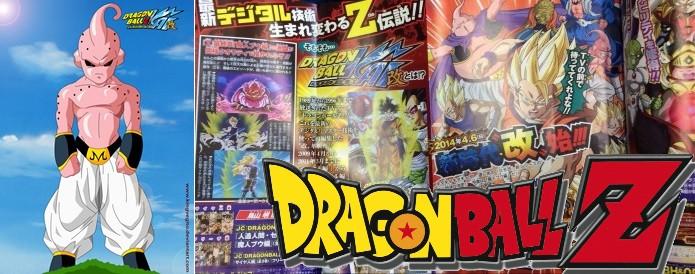 Dragon Ball Kai - Saga do Majin Boo estréia em abril de 2014