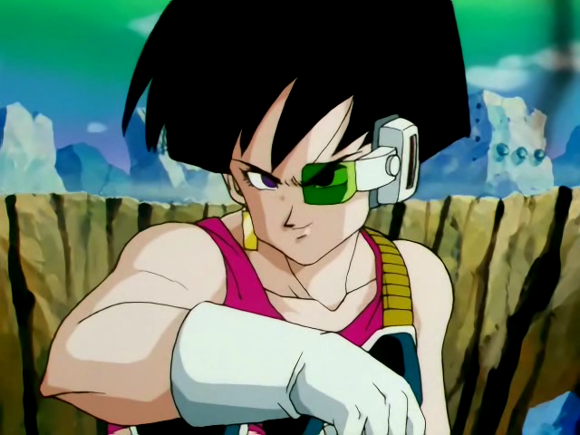 Selipa (Fasha) - Dragon Ball - Especial do Bardock